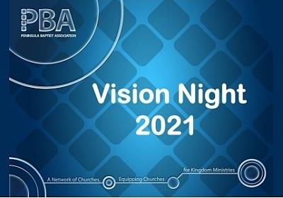 Vision Night 2021 announcement graphic